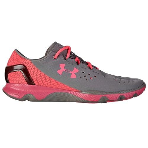 UNDER ARMOUR - Zapatillas Running Mujer UA Speedform RN - 1245955-100 - 6: Amazon.es: Zapatos y complementos