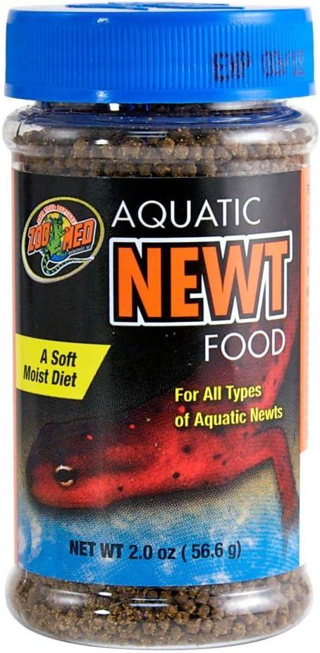 (2 Pack) Zoo Med Aquatic Newt Food, 2-Ounce