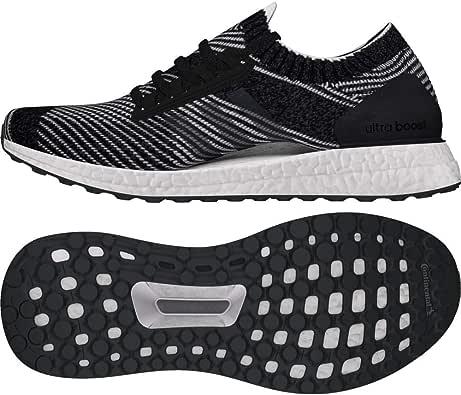 Adidas Ultraboost X, Zapatillas de Trail Running para Mujer, Negro (Negbas/Gritre/Ftwbla 000), 44 EU: Amazon.es: Zapatos y complementos