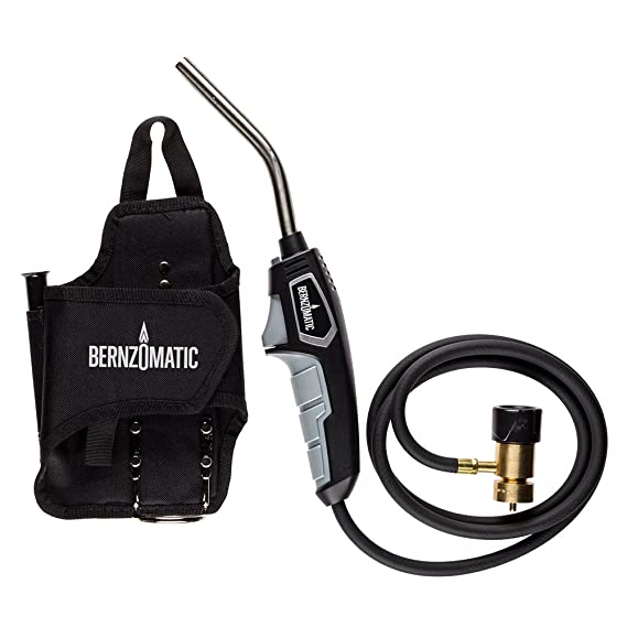 Review Bernzomatic BZ8250HT Trigger-Start Hose