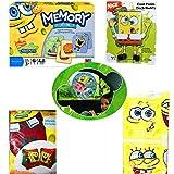 SpongeBob Toys & Games 5 Piece Gift Bundle