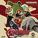 Phase Two: Marvel's Avengers: Age of Ultron Audiobook by  Marvel Press, Alex Irvine Narrated by Tom Taylorson