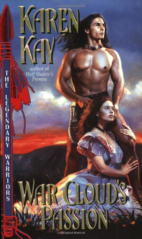 War Cloud's Passion (Legendary Warriors) PDF