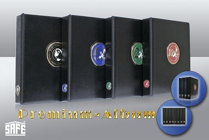 SAFE 7341-14 Premium M/ünzblatt f/ür 2 Euro des Jahres 2015