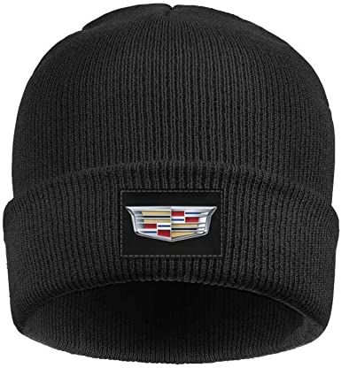 HEHARHG Stretchy Solid Color Wool Red Black Grey Gray Knitted hat Headwear for Mens Womens