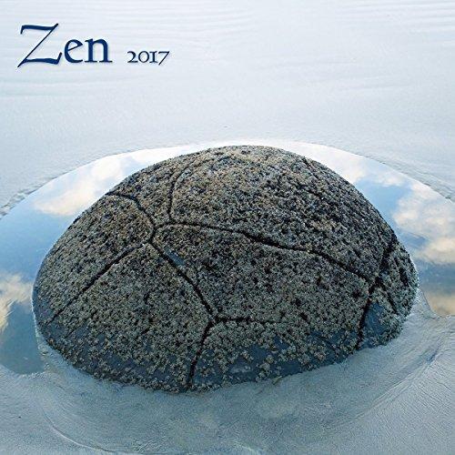 Turner Photo 2017 Zen Photo Wall Calendar, 12 x 24 inches opened (17998940060)