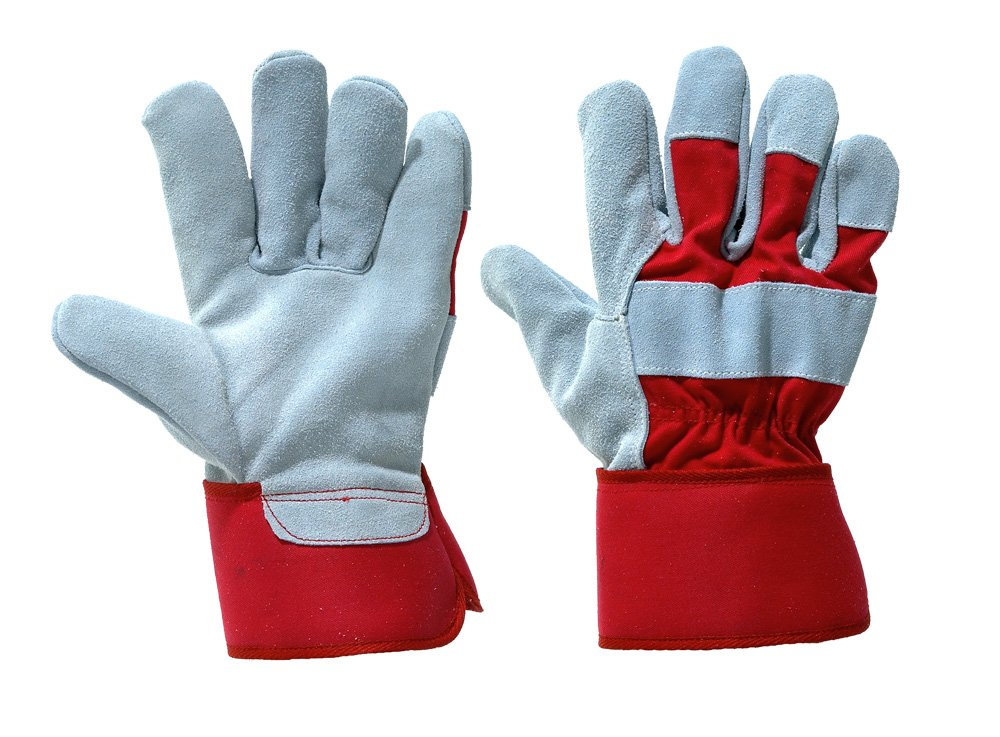 CANADIAN HIGH QUALITY RED RIGGER GLOVE