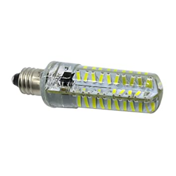 GHC LED Bi-Pin Lights, Dimmable E11 5W 80 LED AC 110V / AC 220V (1PCS) 4014 ...
