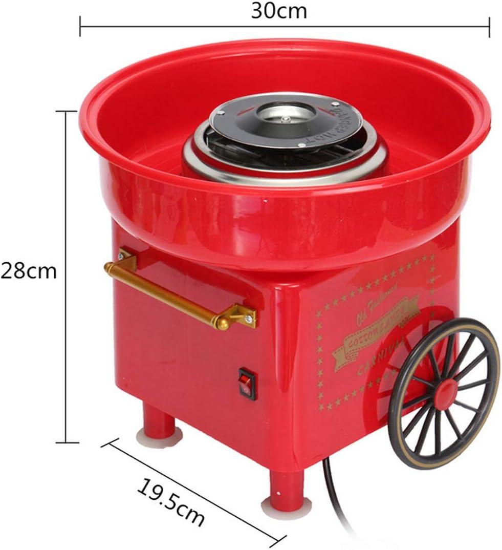 Wonduu | Máquina de algodón de azúcar JK-M01| Algodonera de 450W ...