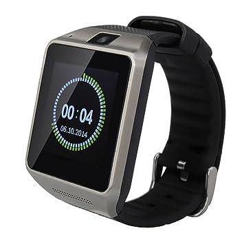 ELEGIANT Smartwatch Reloj Bluetooth inteligente Pulsera muñeca ...