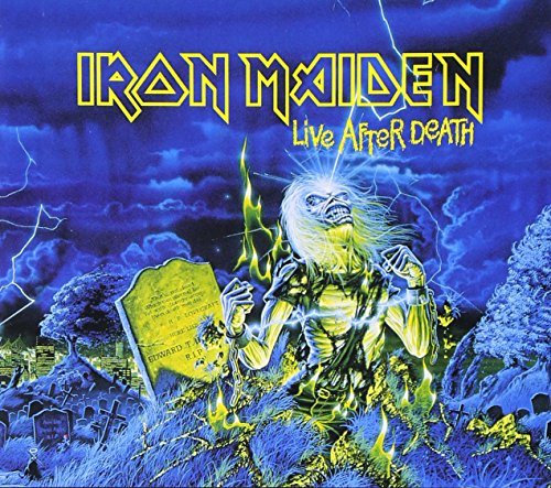 Iron Maiden - Live After Death [2 Cd] - Zortam Music
