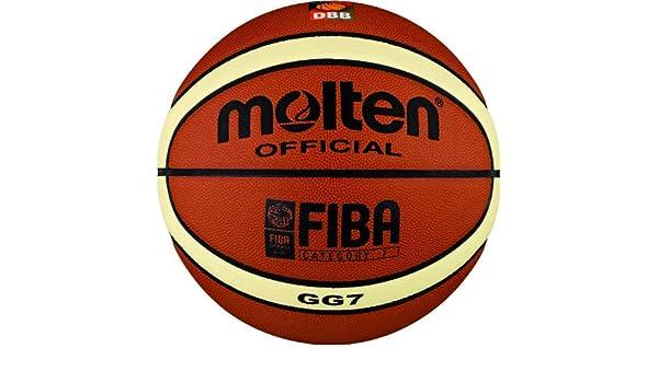 Molten balón de baloncesto GG7: Amazon.es: Deportes y aire libre