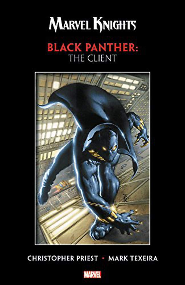 BLACK PANTHER LONG LIVE THE KING  MARVEL FIRST PRINTING 2018 TBP