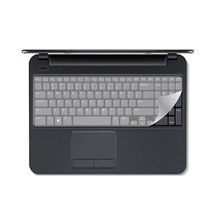 SSD Keyguard Protector For Lenovo Thinkpad E470 (14 inch)Laptop Keyboard  Skin (Transparent)