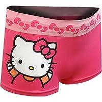 92f09f865 Hello Kitty Women's Pretty in Pink Seamless Boy Short Panty (Medium)