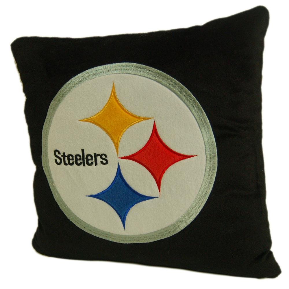 Pittsburgh Steelers Pillow by The Northwest Company