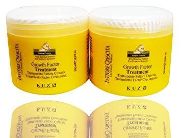 "Kuz Growth Factor Deep Treatment with Botanical Extract 500ml ""Pack ..."
