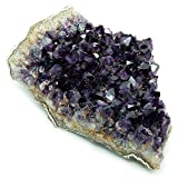 "Amethyst Druze Clusters (Dark Purple 1"" - 2"") - 1pc."