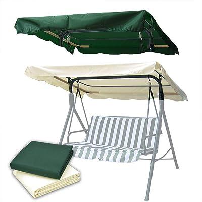 Zomom Green Patio Replacement Swing Canopy : Garden & Outdoor