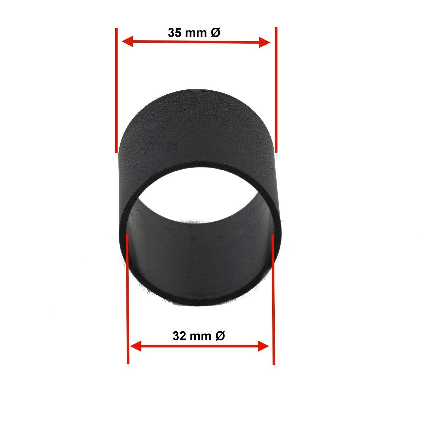 Staubsauger Bodendüse Kombidüse Staubsaugerdüse Düse+Adapter 32+35 mm