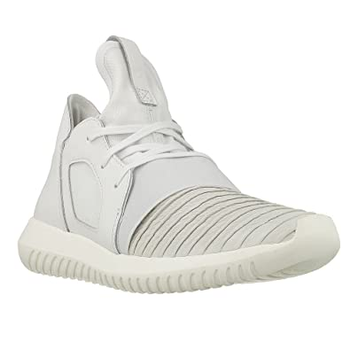 brand new d0953 800ec adidas Tubular Defiant (w) Crystal White Off White - 4 UK