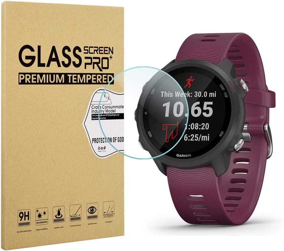 High Definition Clear Shield Supershieldz for Garmin Forerunner 735XT Screen Protector 6-Pack Lifetime Replacement