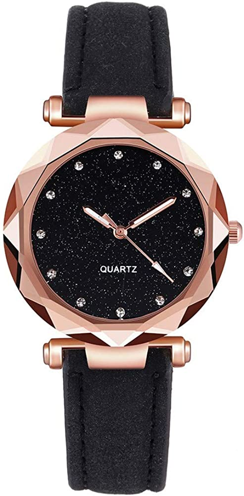 WoCoo Women Watches Elegant Analog Quartz Wrist Wacth Christmas New Year Gift
