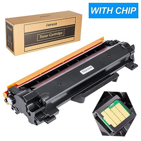 Hehua Cartucho de tóner Compatible TN2420 TN-2420 TN2410 TN-2410 ...