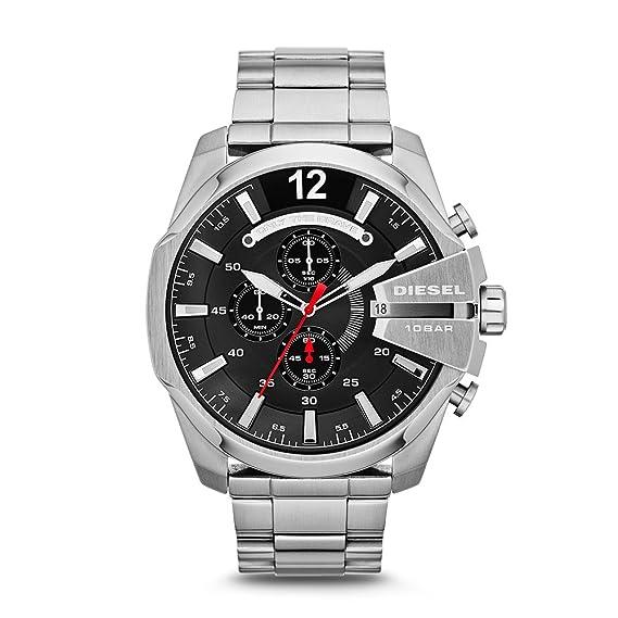 eaf29ab3cf73 Diesel DZ4308 Reloj Mega Chief