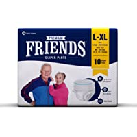 Friends Easy Protective Pull-Ups - L-Xl Pack Of 6 (60 Count)