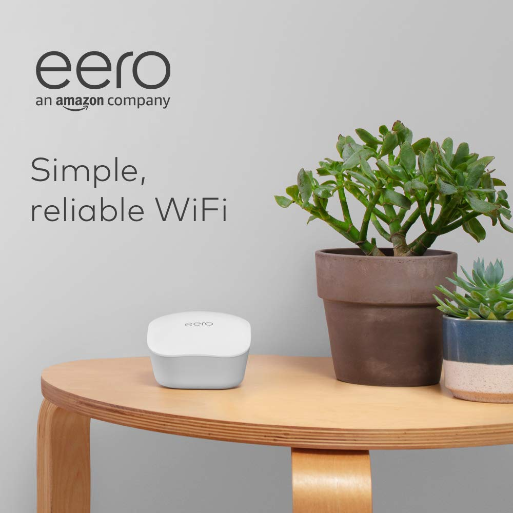 Amazon eero mesh WiFi - 2 pack