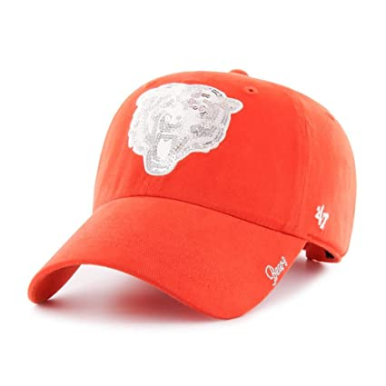 e656b2c27dc70 Image Unavailable. Image not available for. Color   47 Chicago Bears Women s  Sparkle Brand Hat