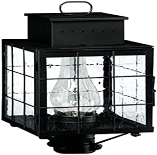 product image for Brass Traditions 410 SHAC Large Post Lantern 400 Series, Antique Copper Finish 400 Series Post Lantern