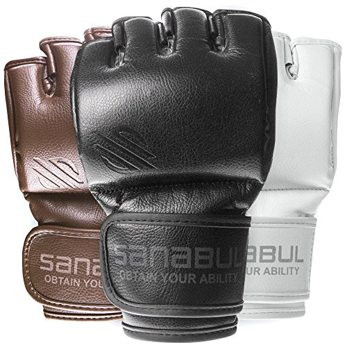 Sanabul MMA Gloves for training sparring