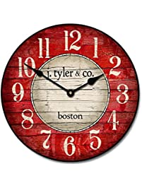 Shop Amazon Com Wall Clocks