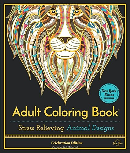 Stress Relieving Animal Designs Celebration product image