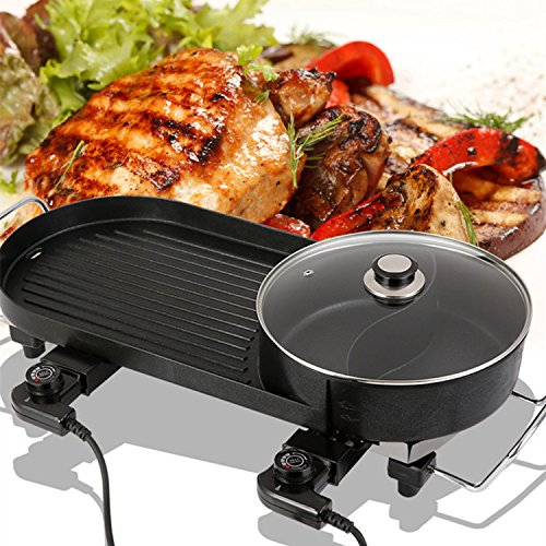 Compare Price To Hot Pot Grill Bbq Electric Tragerlaw Biz