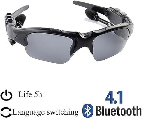 Bluetooth Gafas Gafas De Sol Gafas Polarizadas Caza Pesca ...