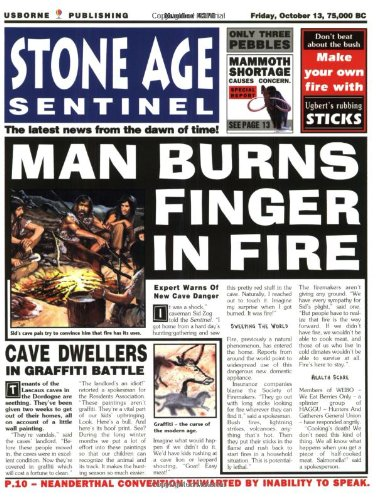 Stone Age Sentinel (Newspaper Histories Series)