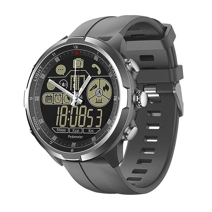 Amazon.com: Smartwatch,Zeblaze Vibe 4 Hybrid 50M Waterproof ...