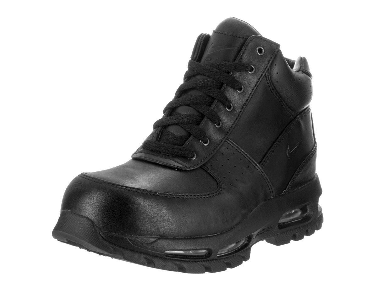 2d0dfd54f4263 Nike Air Max Goadome Men's Lifestyle Leather Boots Black, 8.5