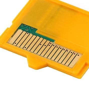 Pggpo Micro SD TF a Adaptador XD tarjetas dípticas para ...