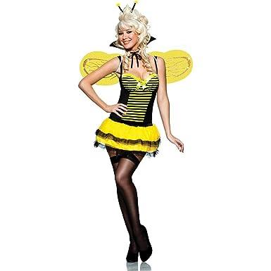 queen bee adult costume medium