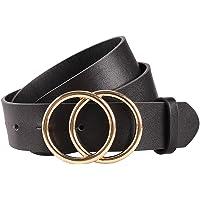 Beautiful 2019 New Designer Belt For Women Famous Brand Luxury Belts Women Belts Female Waist Strap Real Cowskin Belt Fashion Waistband Women's Belts