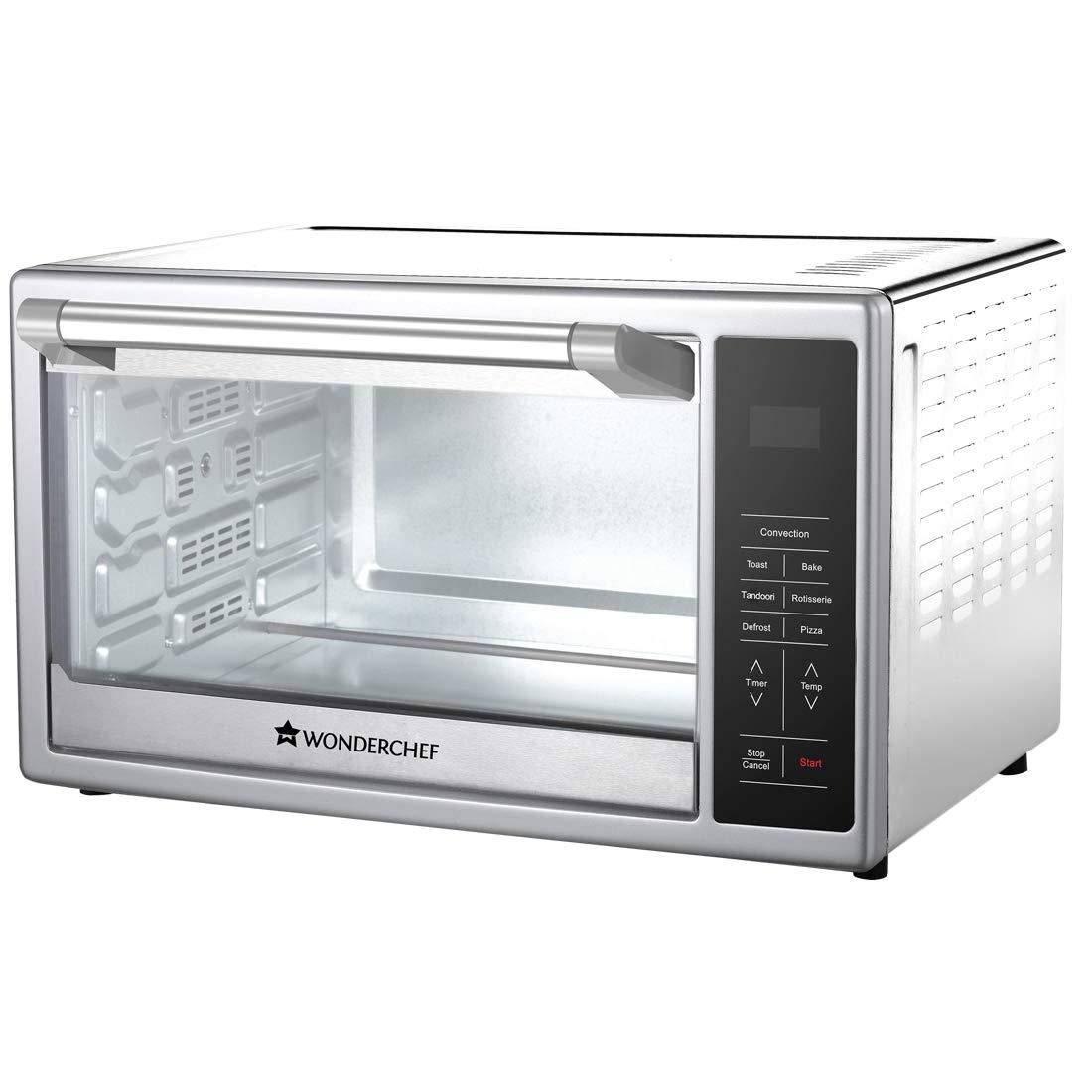 Wonderchef Prato Digital OTG 30L (wonderful option of best OTG Oven for baking and grilling)