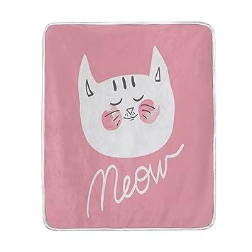 Amazon.com: ALAZA decoración del hogar linda de color rosa ...