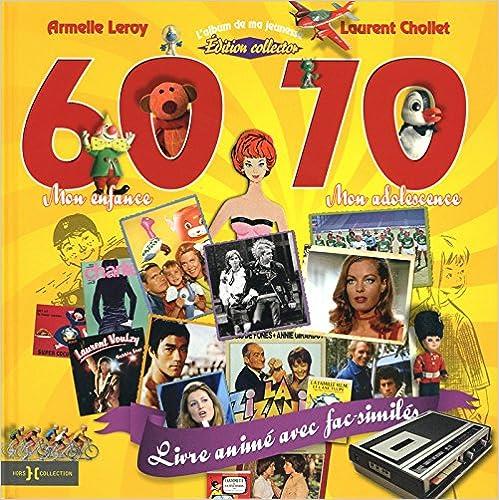 LAlbum de ma jeunesse 60-70 Collector