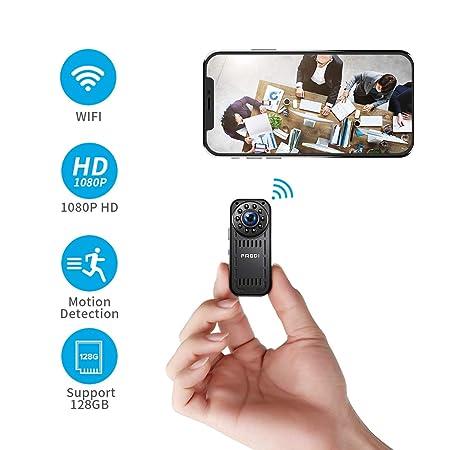 FREDI mini wifi wireless camera for iPhone/Android