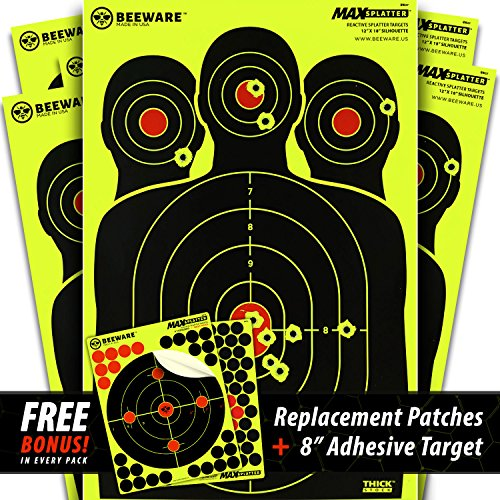 rifle targets paper - 7