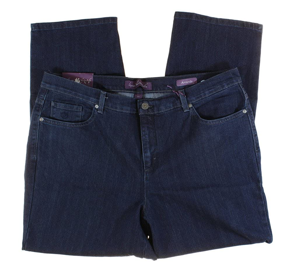 Gloria Vanderbilt Women S Plus Size Amanda Classic Fit Jean